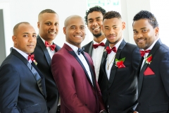 Groom and the Groom's men