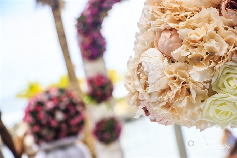 Wedding Exposition at Intercontinental Hotel Mauritius| www.dedansphotography.com
