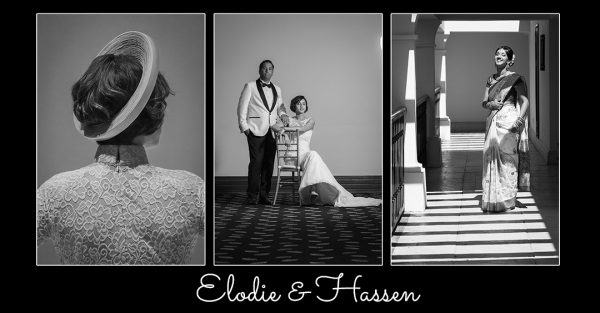 Elodie and Hassen wedding images, celebrated at the Hilton Mauritius Resort & Spa