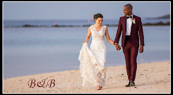 Barbara and Brayen – Dreams wedding in Mauritius