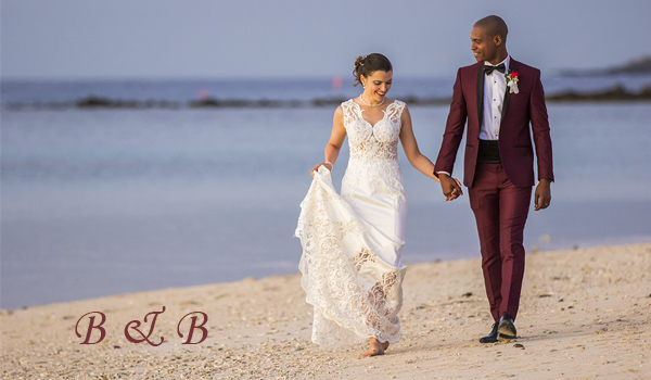 Brayen and Barbara wedding mauritius